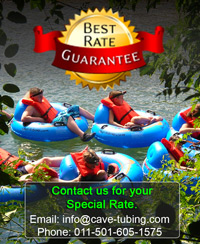Belize Cave Tubing Best Rate Guarantee